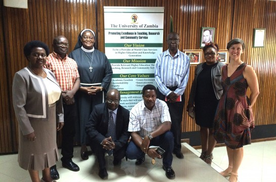 Launch of an HIV and Rehabilitation Resource for Sub-Saharan Africa