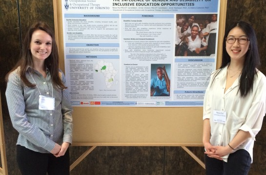 Global Health Conference – Best Poster Presentation